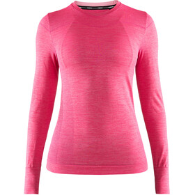 Craft Fuseknit Comfort Roundneck LS Shirt Women fantasy